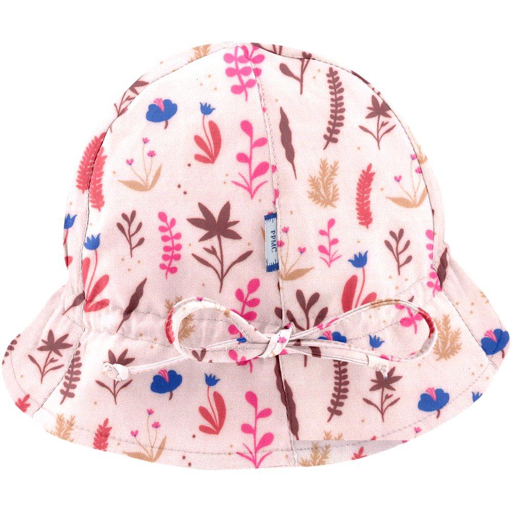 Chapeau soleil charlotte herbier rose