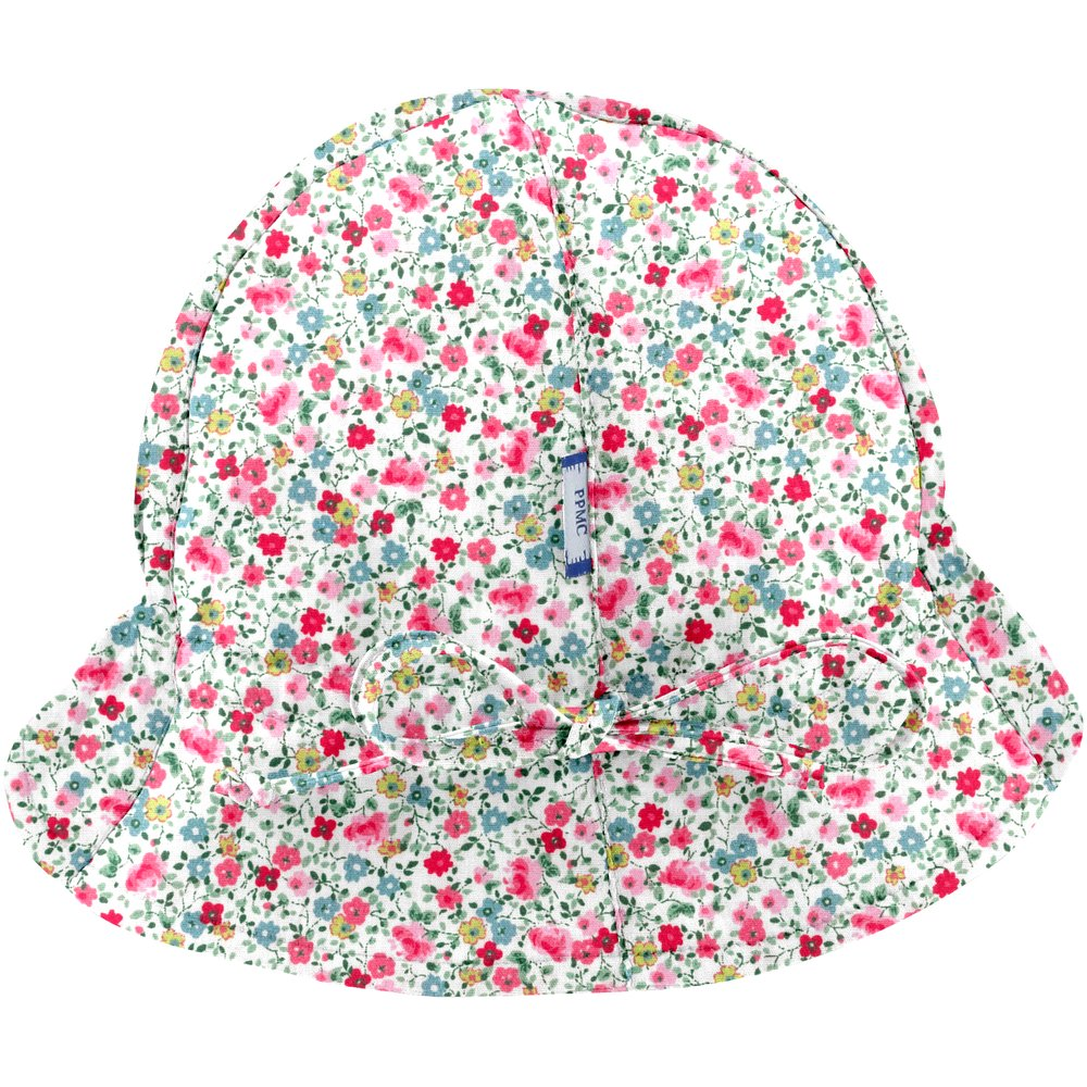 Chapeau soleil charlotte  roseraie
