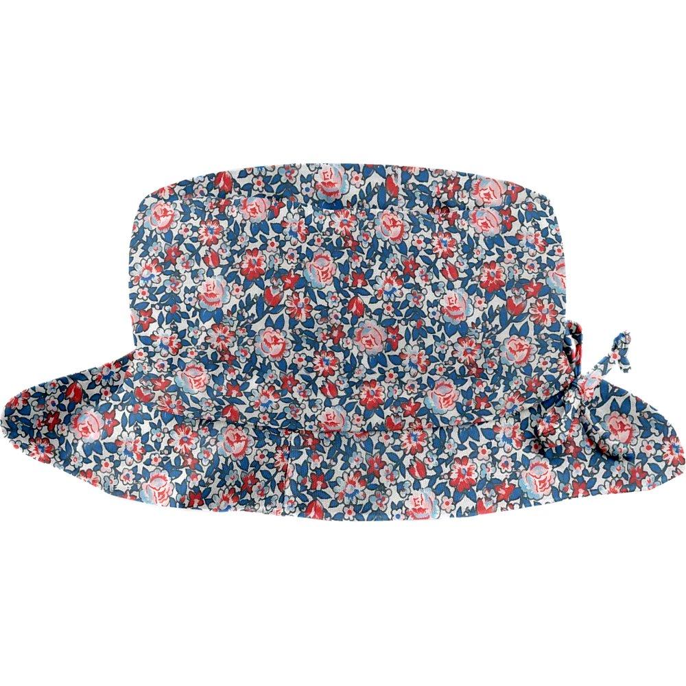 Chapeau Pluie Ajustable Enfant T2 london fleuri
