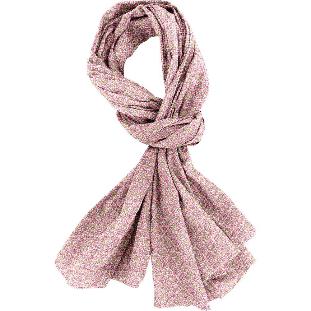 Pañuelo  jazmín rosa