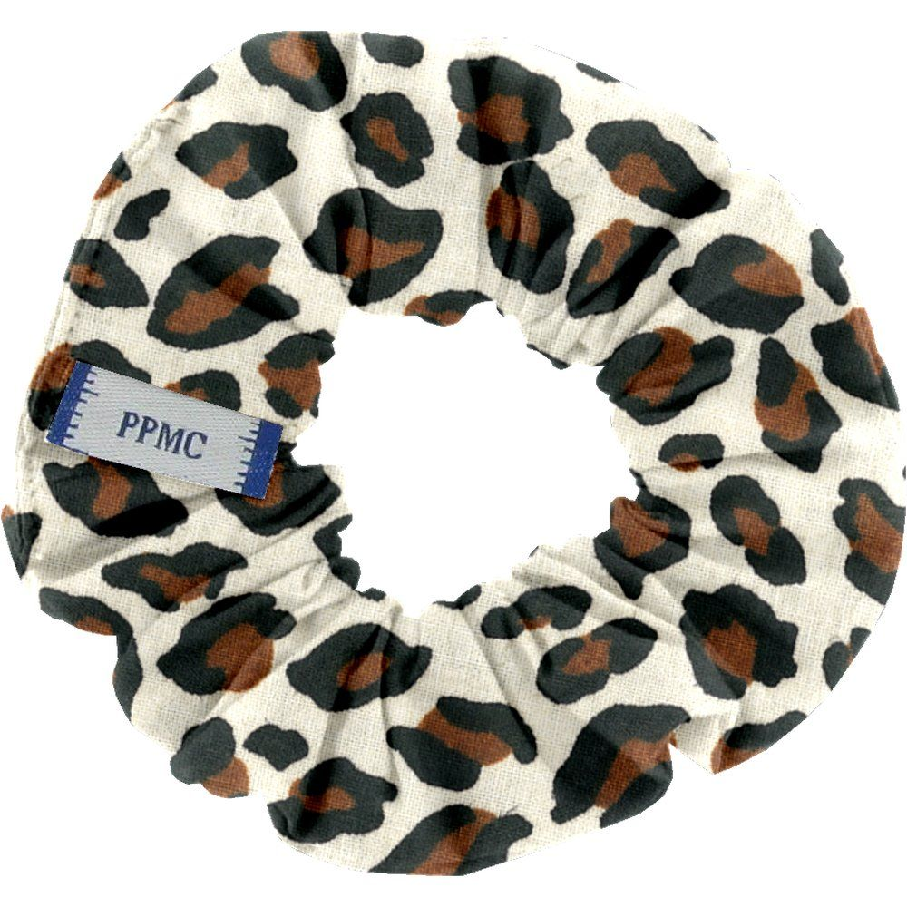 Small scrunchie leopard print