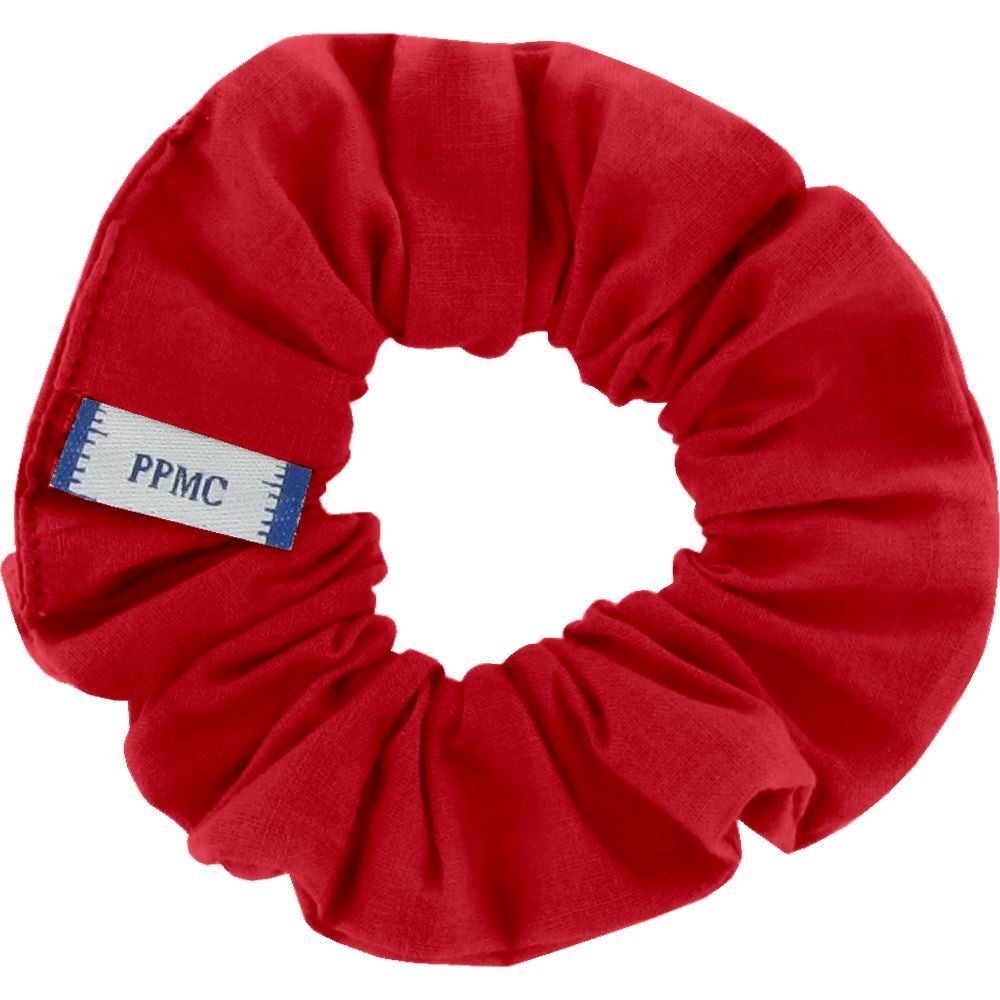 Small scrunchie red