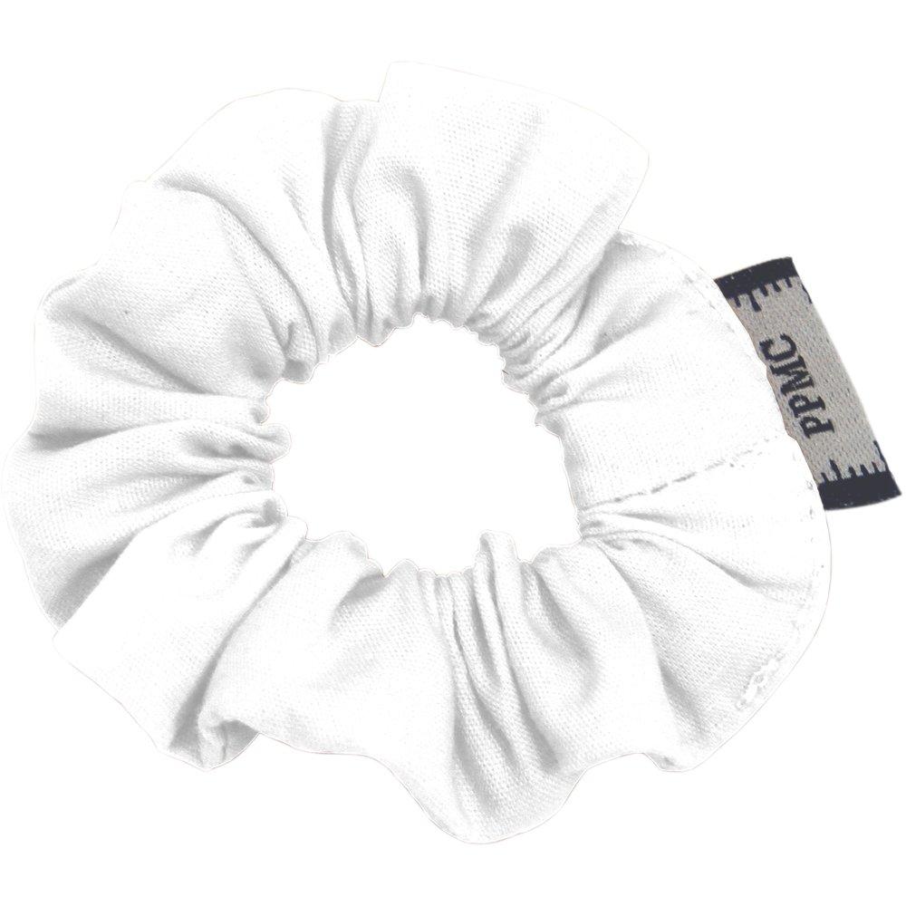 Mini Scrunchie white