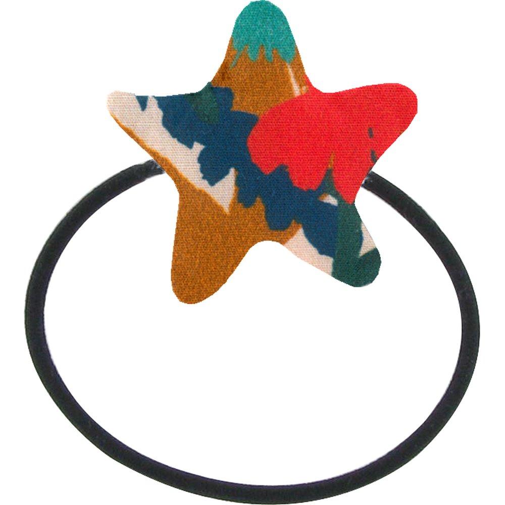 Estrella elástica para el pelo canopée