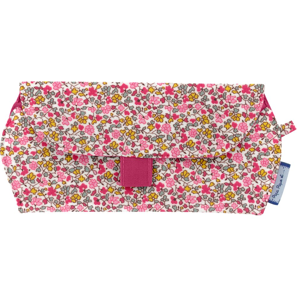 Glasses case pink jasmine