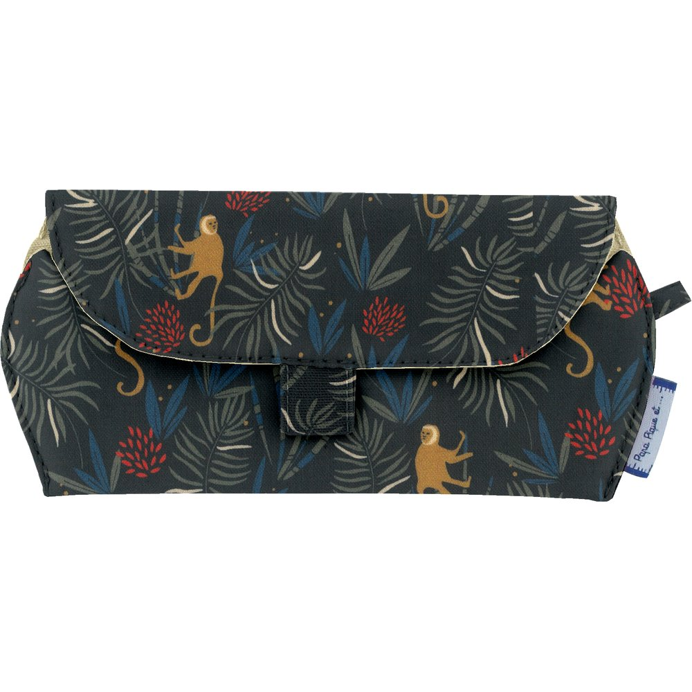 Glasses case jungle party