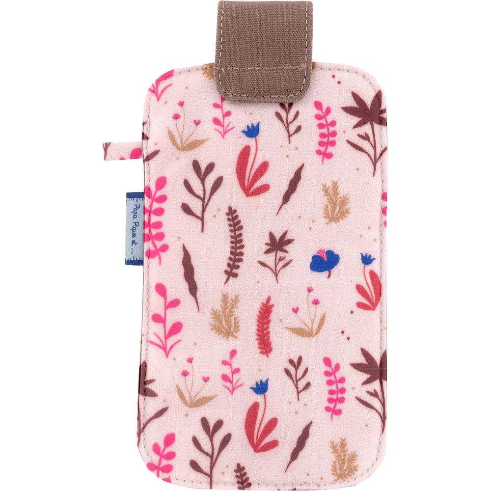 Phone case herbier rose