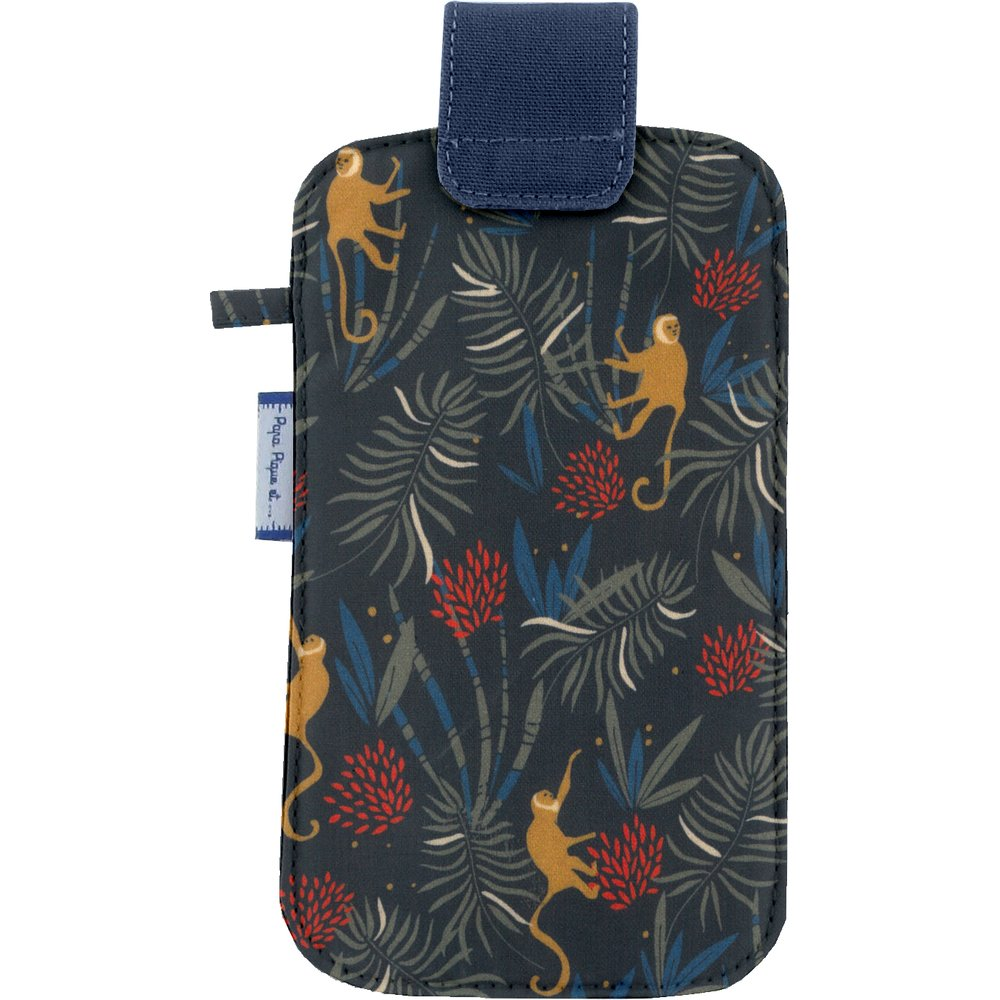 Etui téléphone portable jungle party