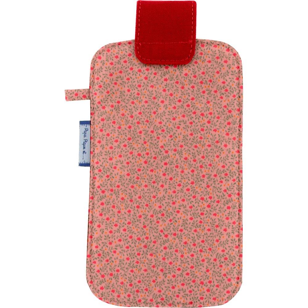 Big phone case mini pink flower