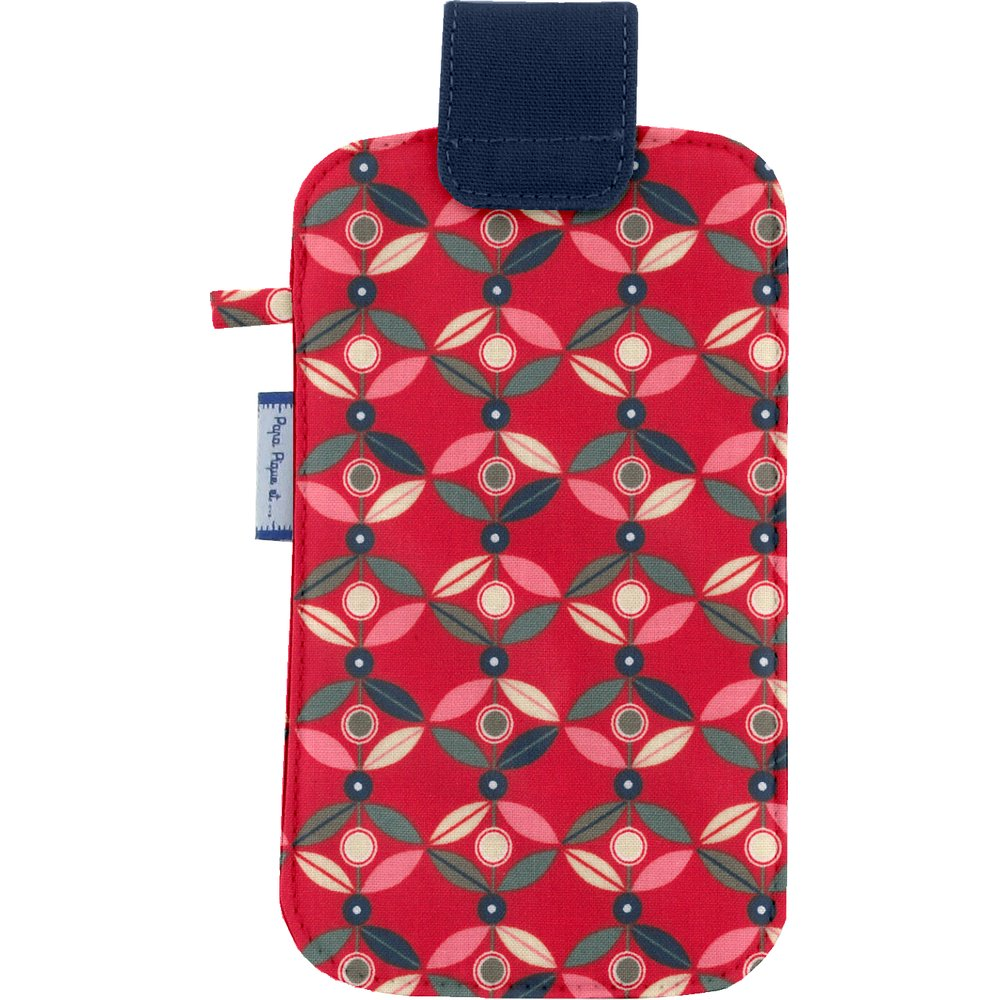 Big phone case paprika petal
