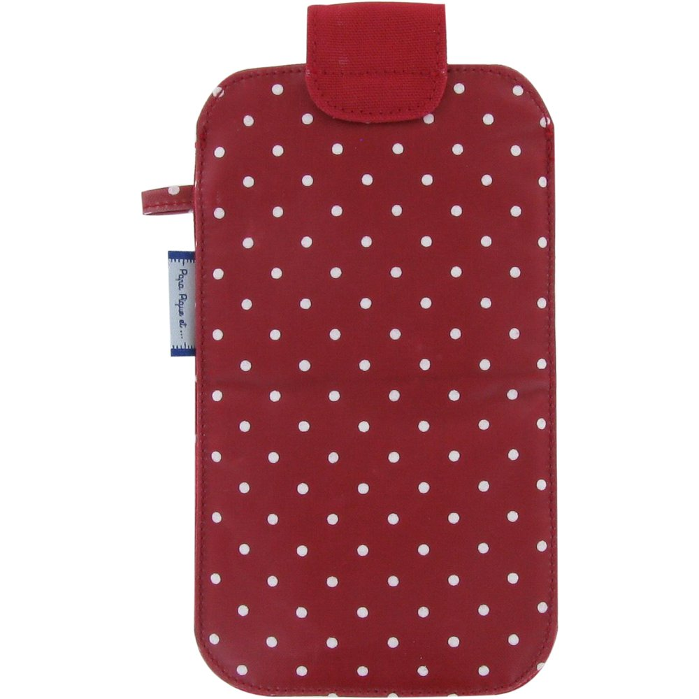 Phone case red spots