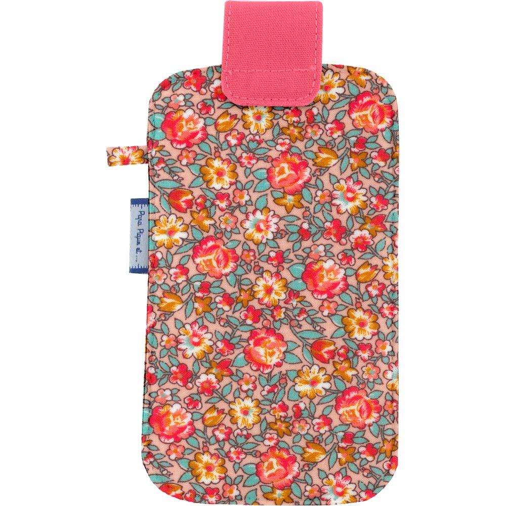 Big phone case peach flower