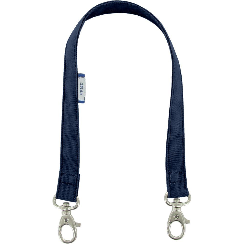 Removable strip navy blue