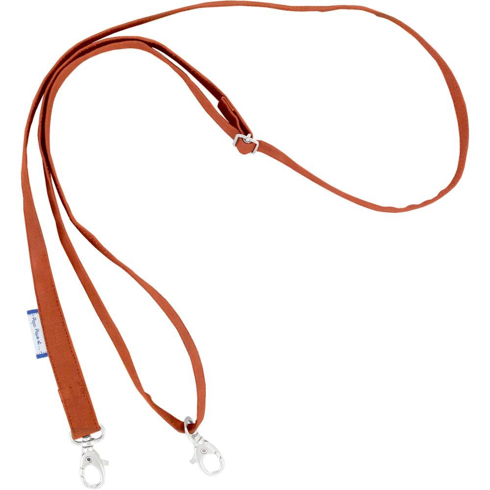 Length removable strip  caramel