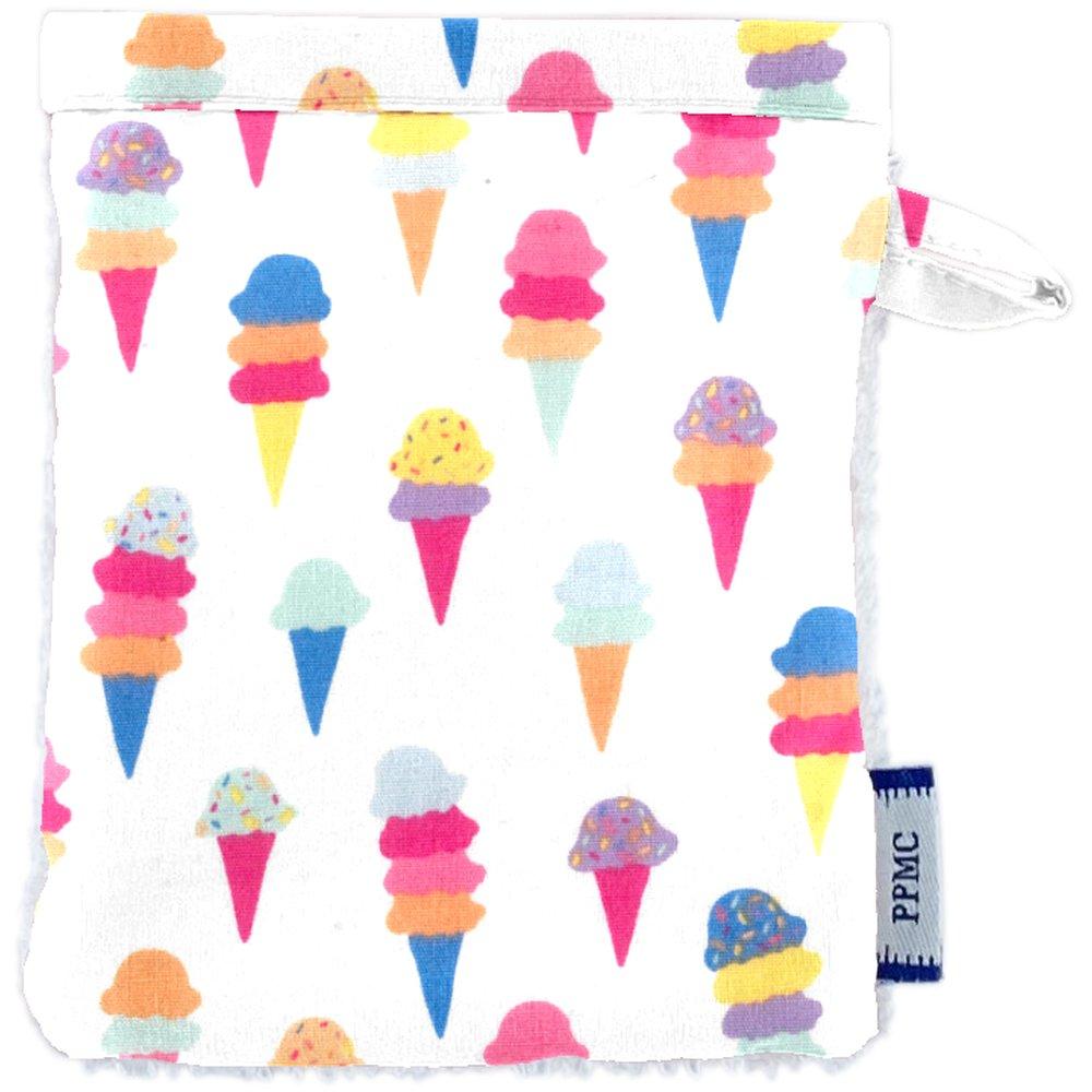 Mini-Gant Démaquillant ice cream