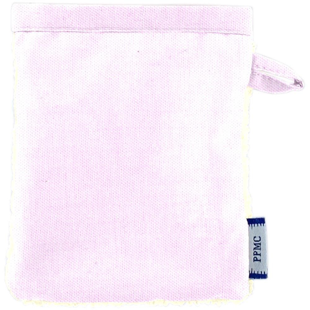 Make-up Remover Glove light pink