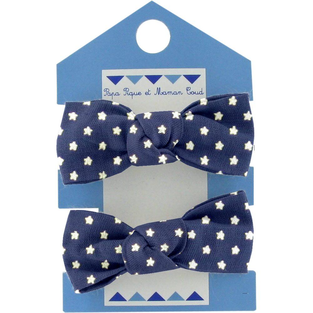 Small elastic bows etoile or marine cheap - PPMC 5e87d307601