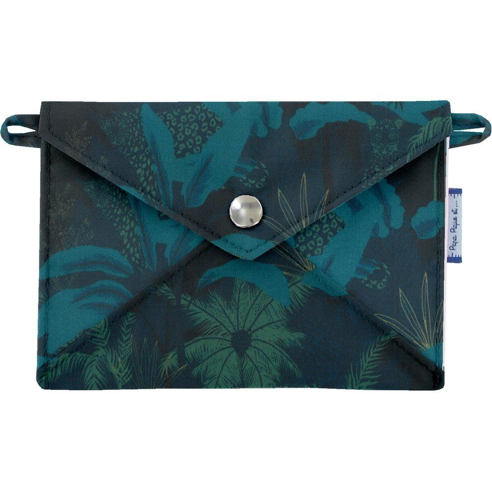 Little envelope clutch wild winter