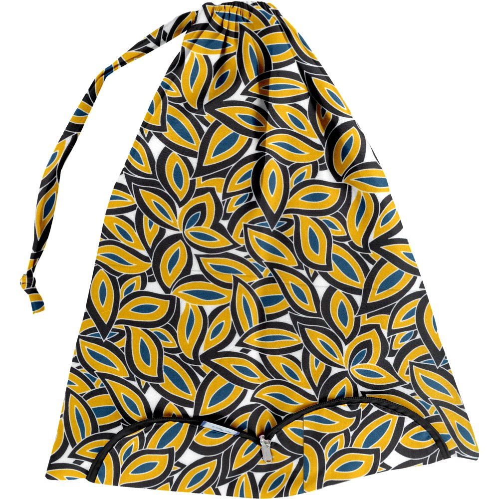 Lingerie bag 1000 leaves