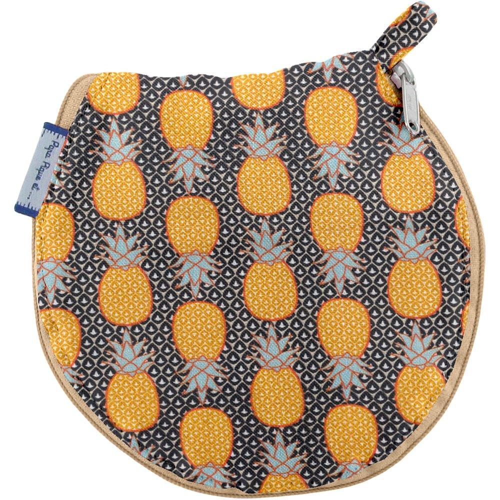 Lingerie bag pineapple