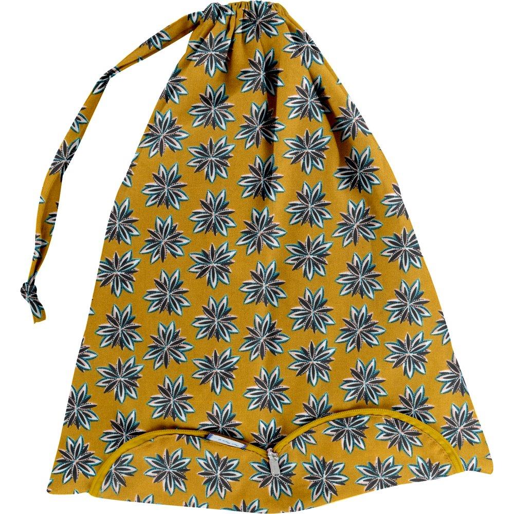 Lingerie bag aniseed star