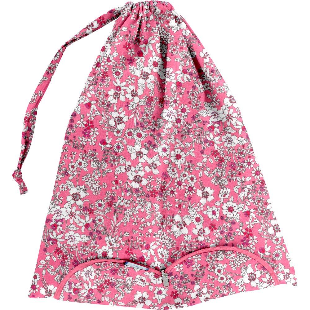 Sac lingerie violette rose