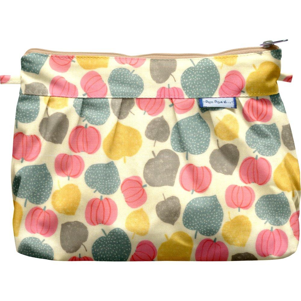 Pleated clutch bag summer sweetness