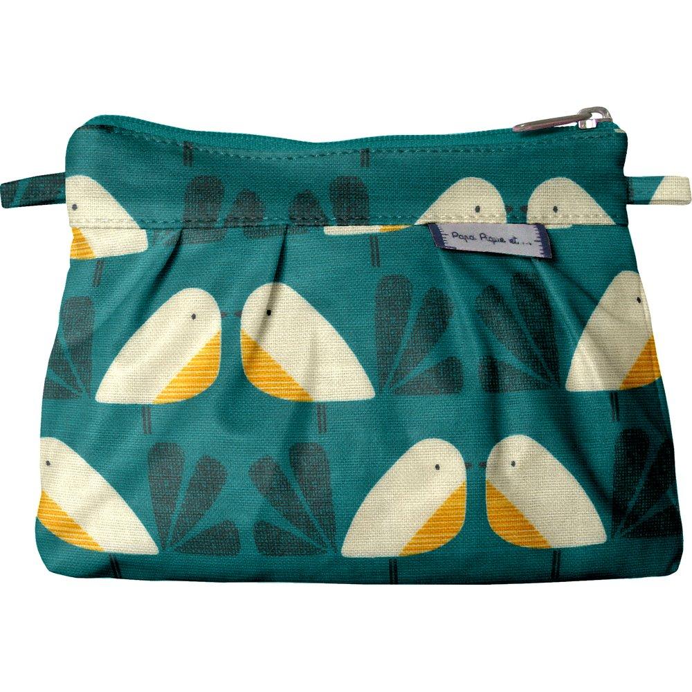 Mini Pleated clutch bag piou piou