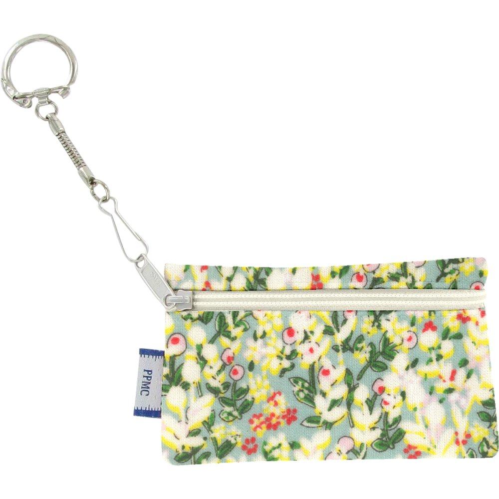 Pochette porte-clés baie mentholée