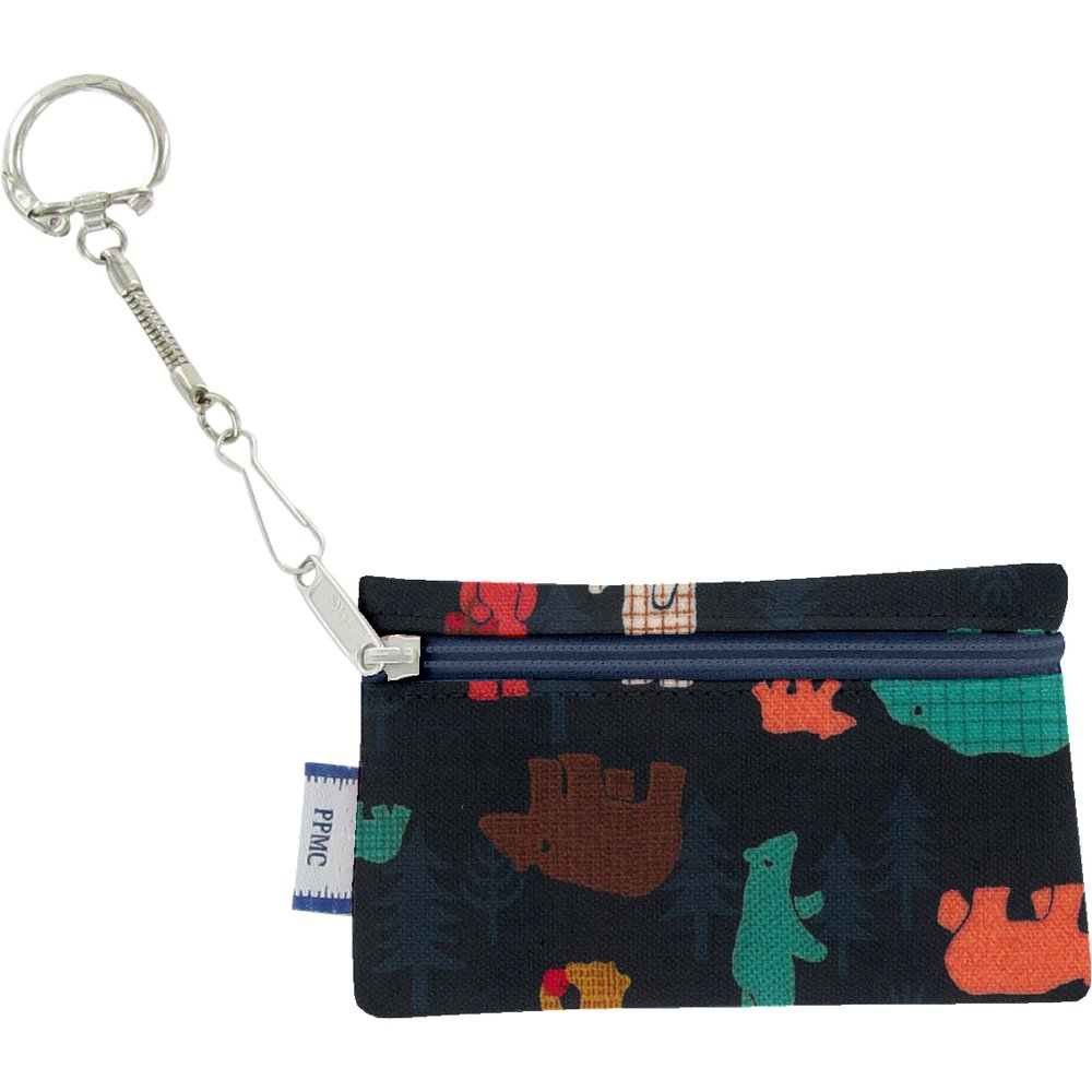 Keyring  wallet grizzly