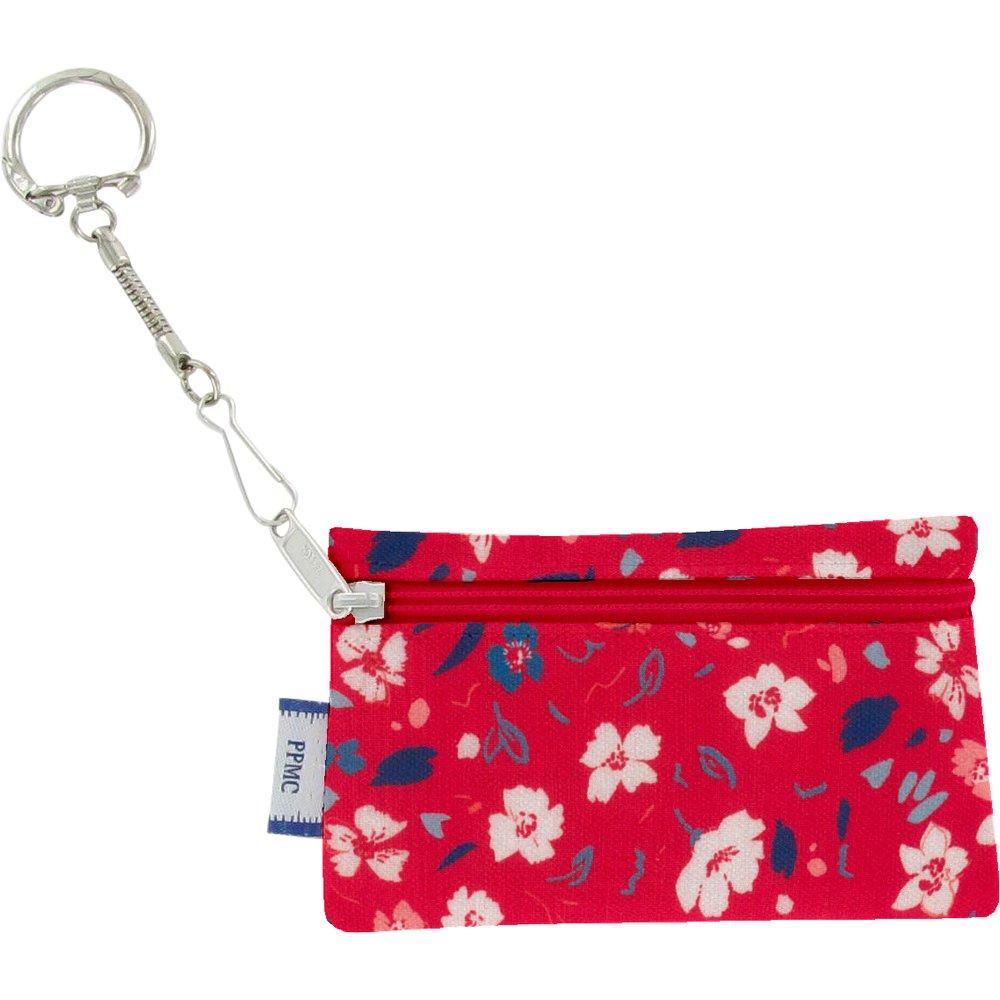 Pochette porte-clés hanami