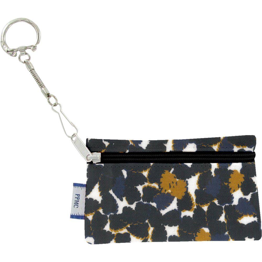 Keyring  wallet  melting plum'