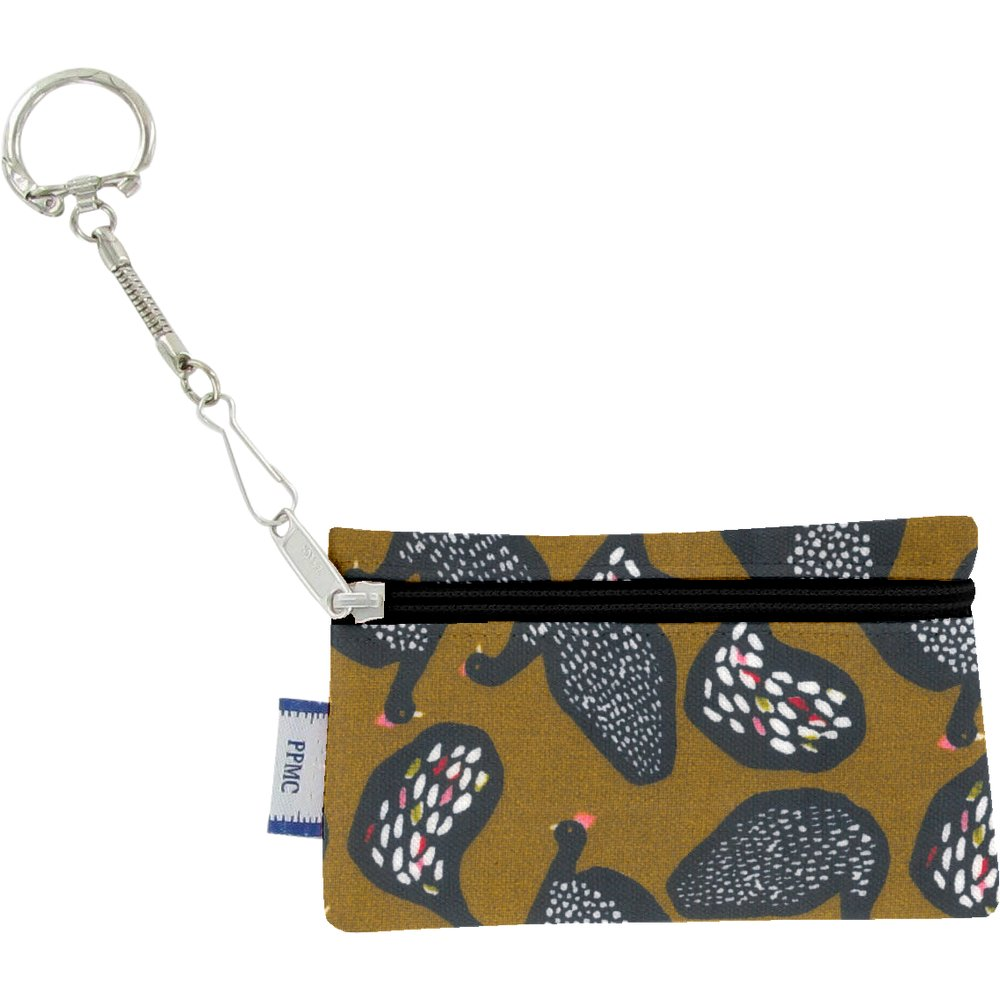 Keyring  wallet hen facet
