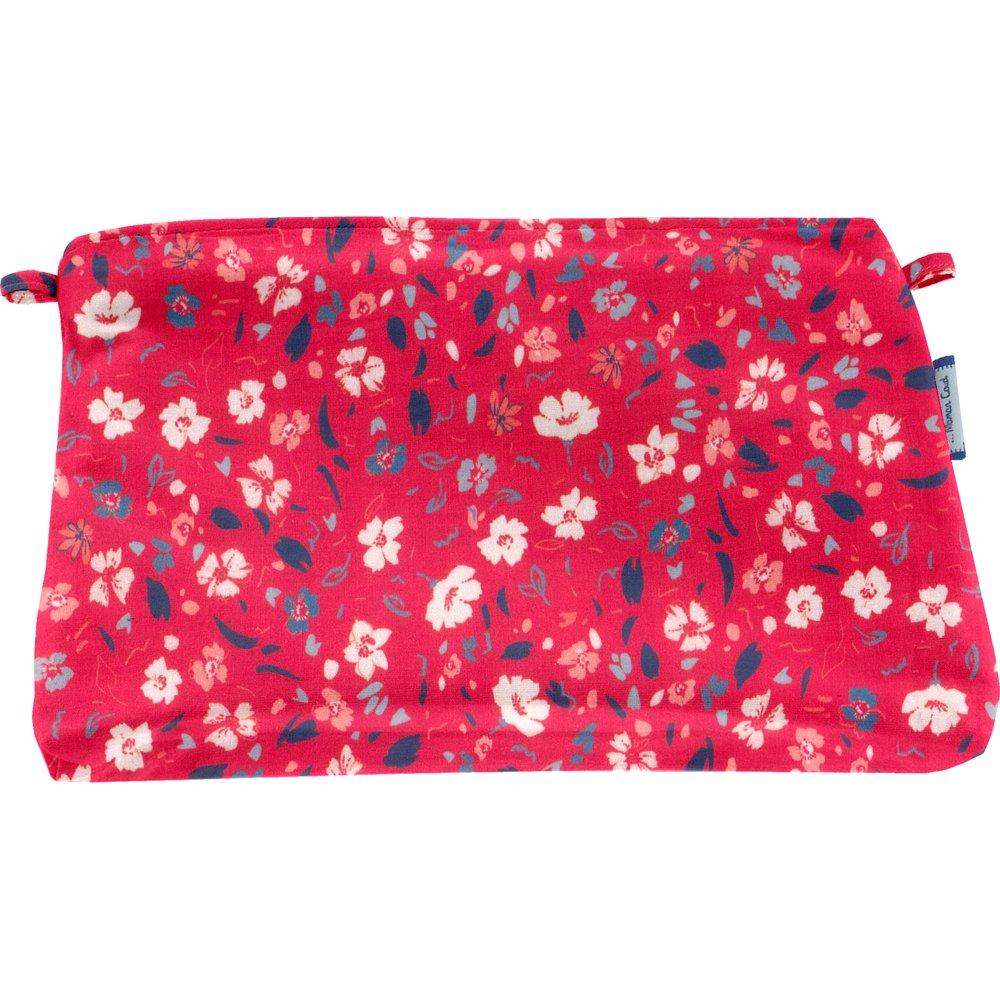 Pochette tissu hanami