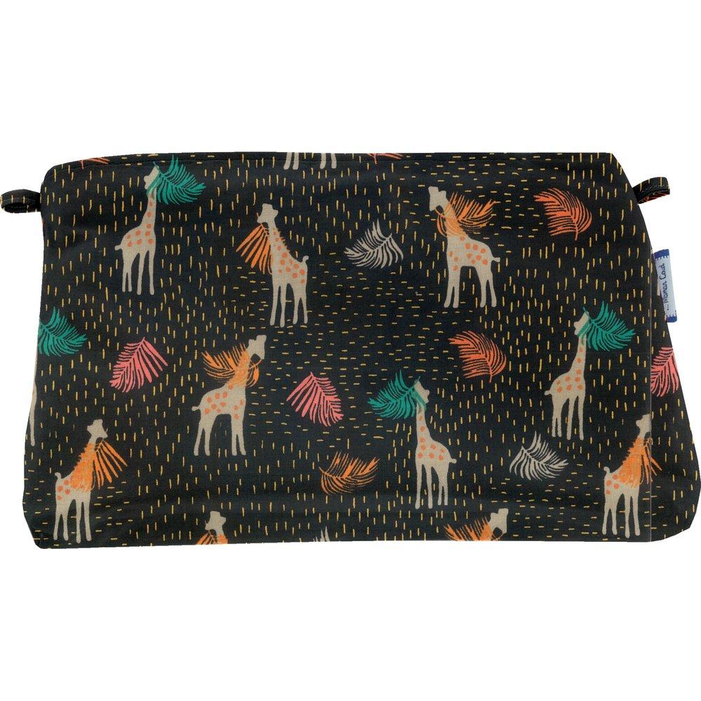 Coton clutch bag palma girafe
