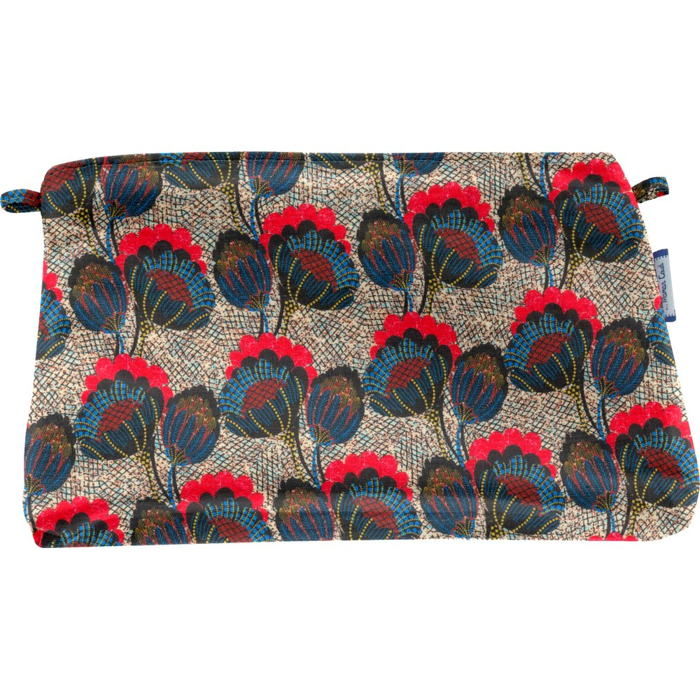 Coton clutch bag royal poppy