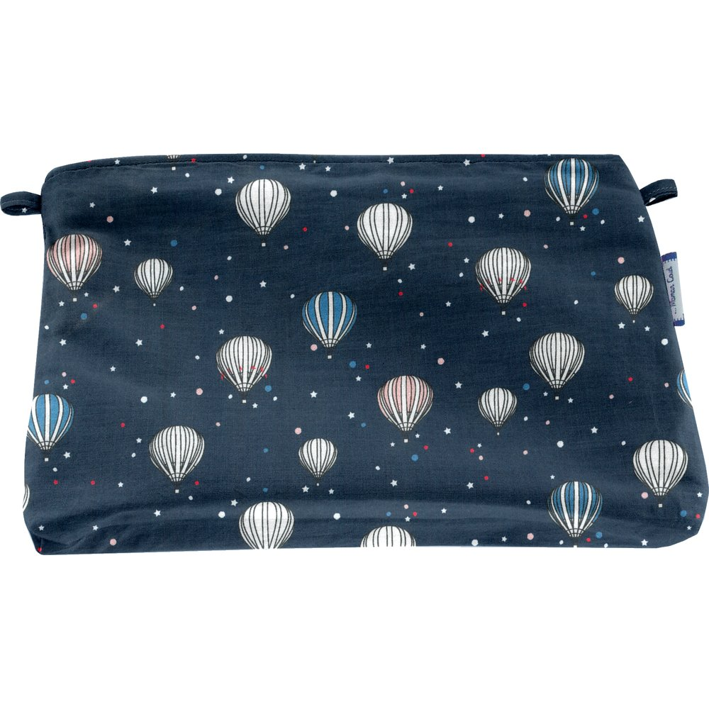 Coton clutch bag heavenly journey