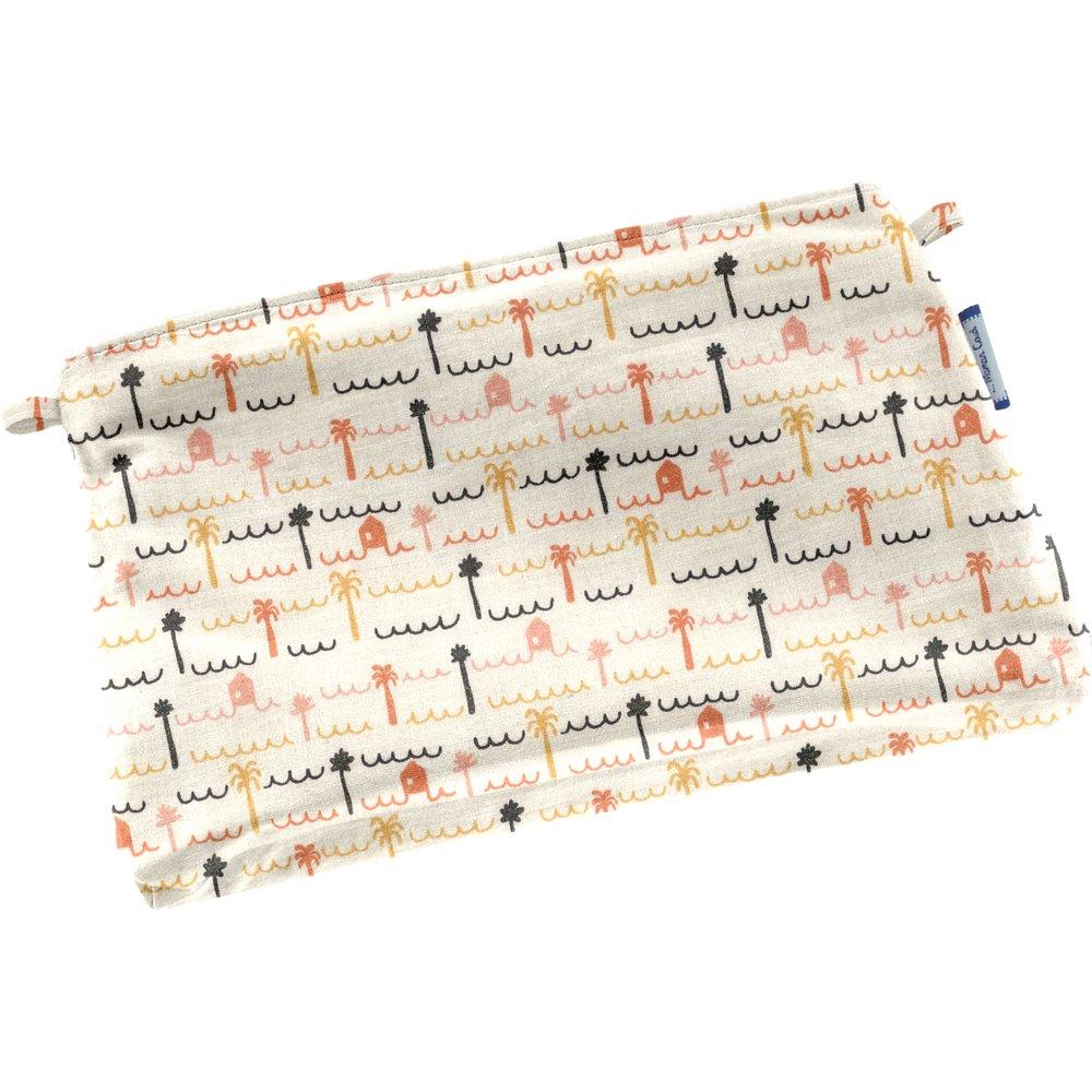 Mini pochette tissu  copa-cabana