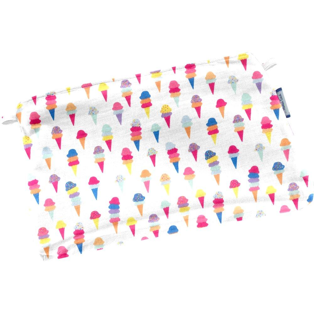 Mini pochette tissu ice cream
