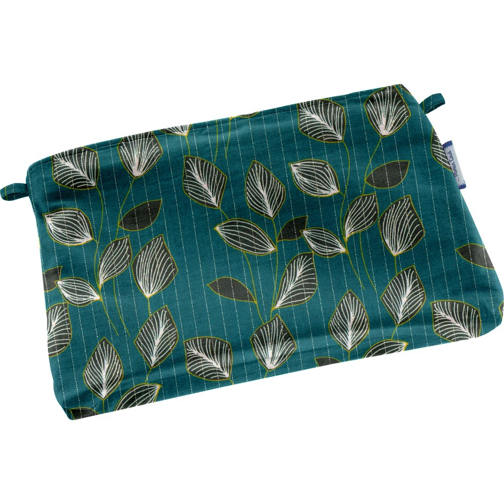 Tiny coton clutch bag   végétalis