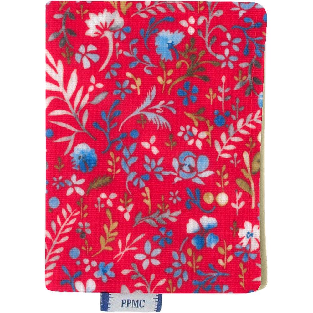 Card holder cherry cornflower