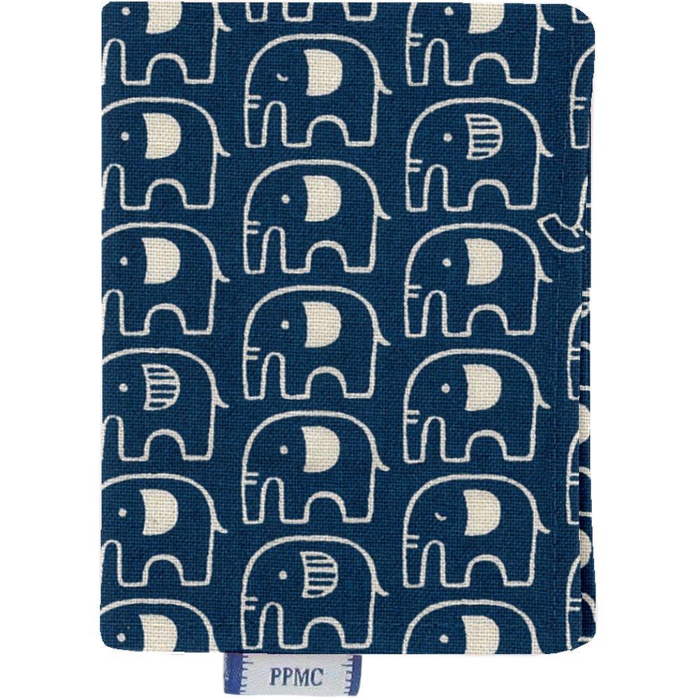 Porte carte elephant jean