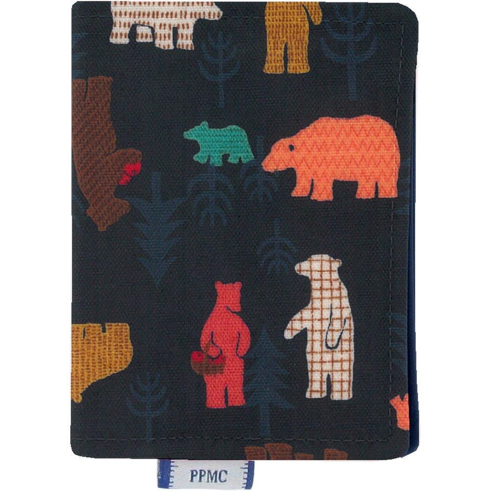 Porta tarjetas  grizzly