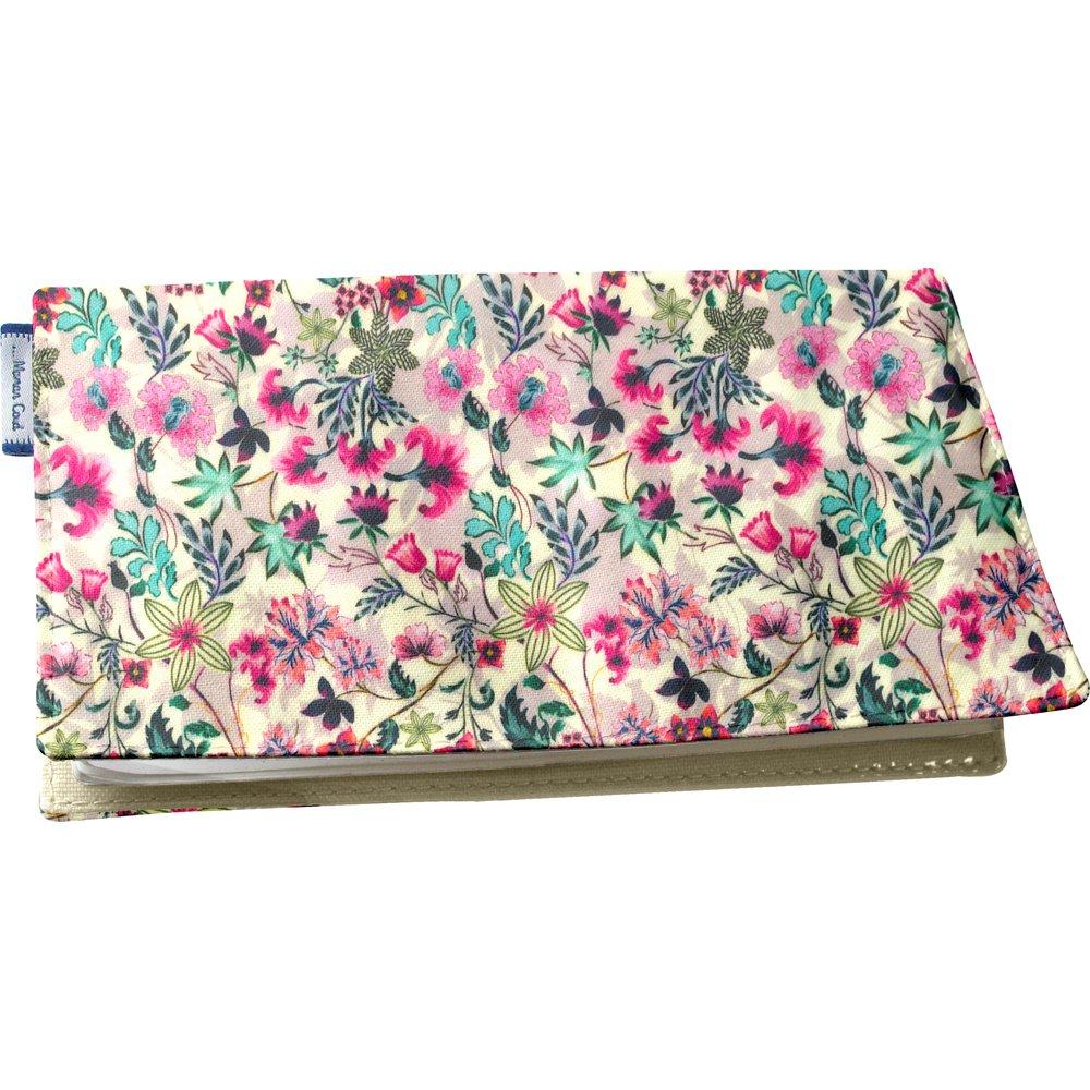 Chequebook cover spring