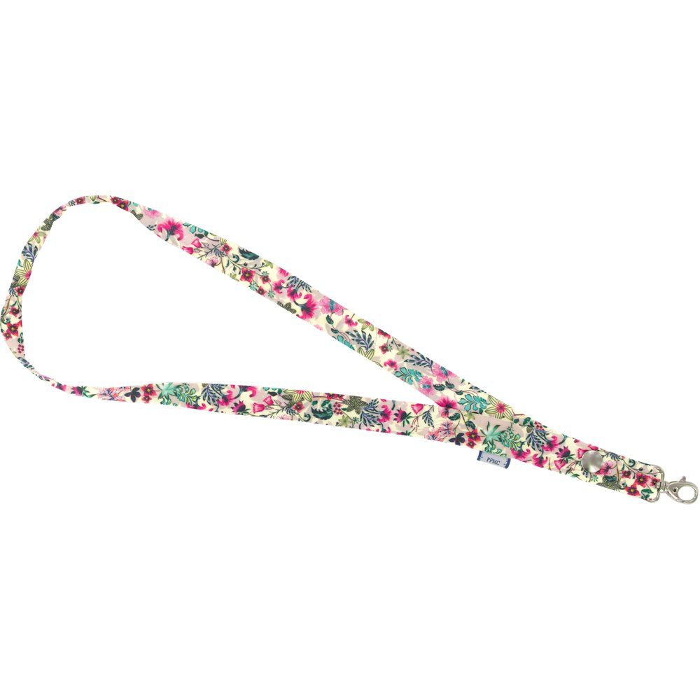 Lanyard necklace spring