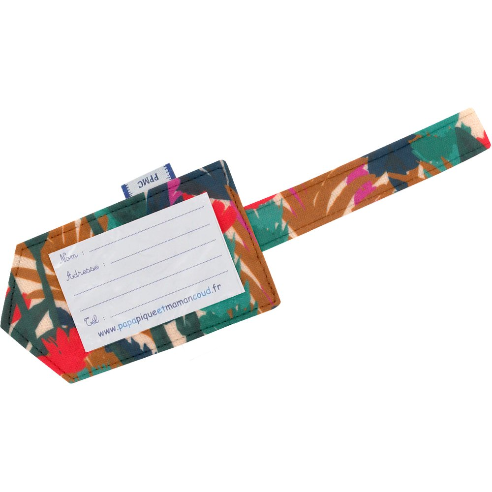 Luggage Tag canopée