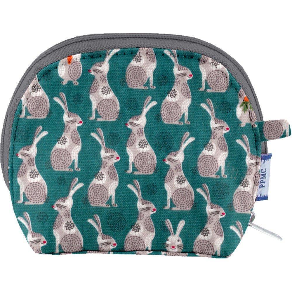 gusset coin purse bunny