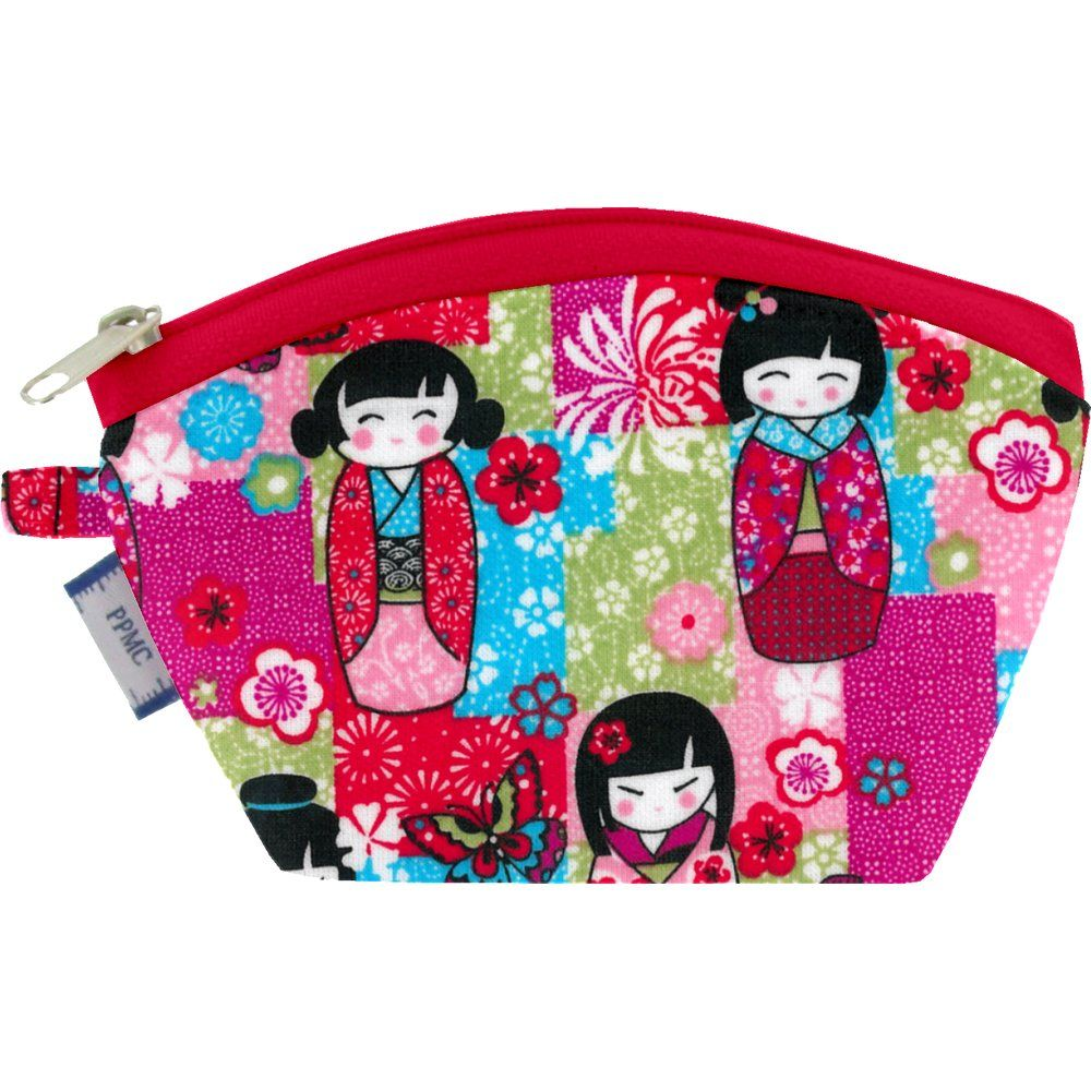 Coin Purse kokeshis