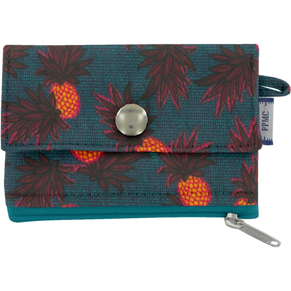 Mini pochette porte-monnaie  ananas party