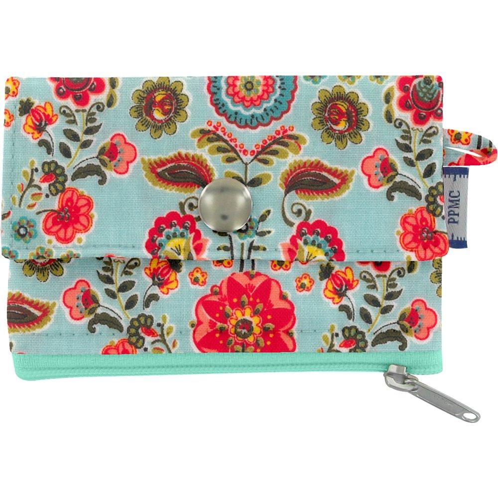 zipper pouch card purse  corolla